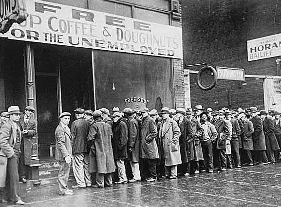 great-depression-unemployment-line