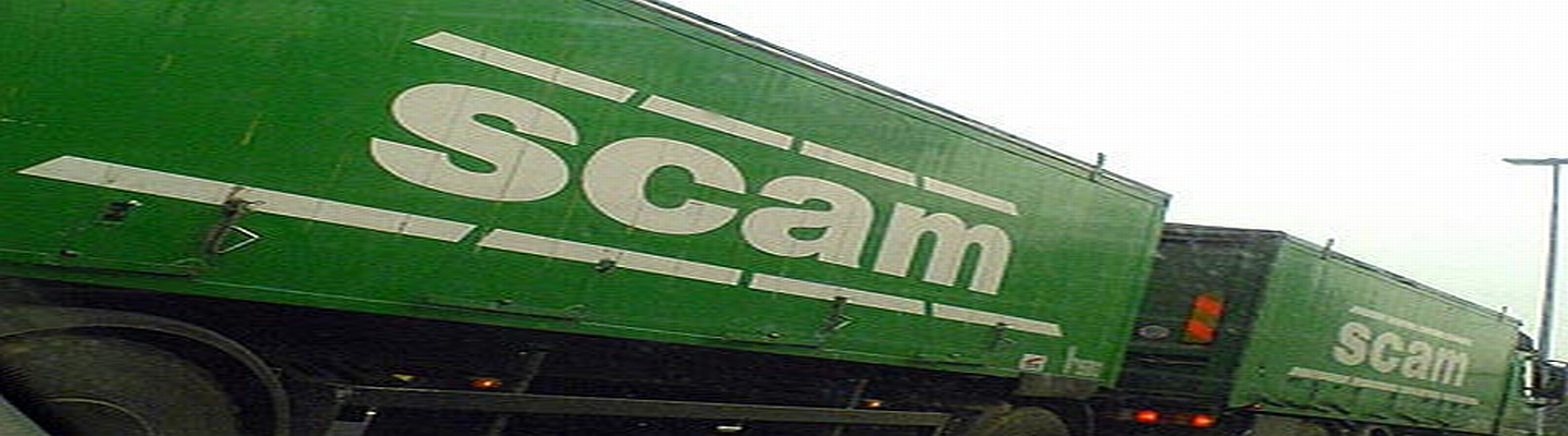 green fraud scam