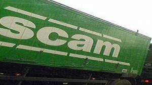 green fraud scam