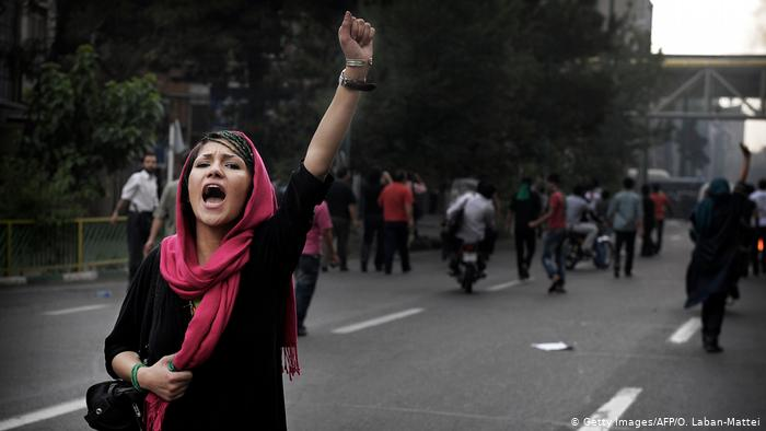 Women press ahead with change in Iran
